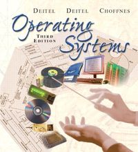 Operating Systems Third Edition, International Edition