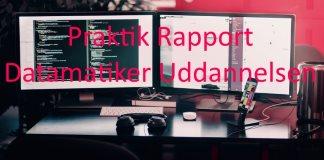 Praktik-Rapport-Datamatiker-Uddannelsen thumbnail