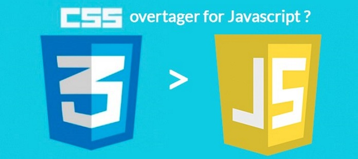 CSS3 overtager for Javascript