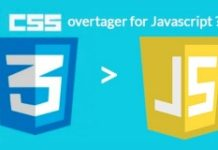 CSS3 overtager for Javascript-thumbnail